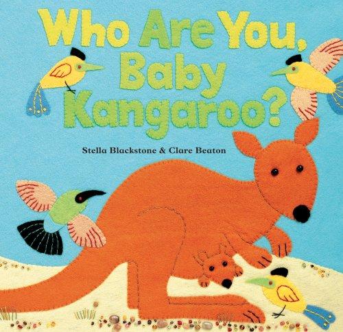 9781846861901: Who Are You Baby Kangaroo?