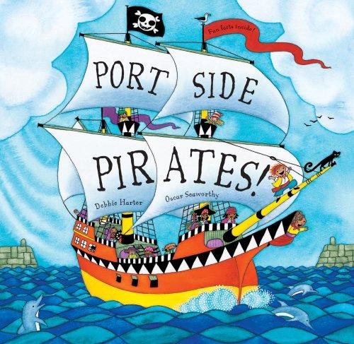 9781846862052: Port Side Pirates!