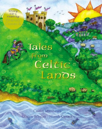 tales from celtic lands book: Caitlin Matthews