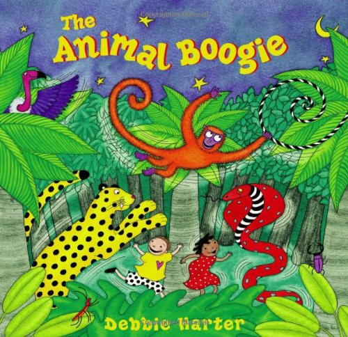 9781846862311: Animal Boogie (Hardcover with CD)
