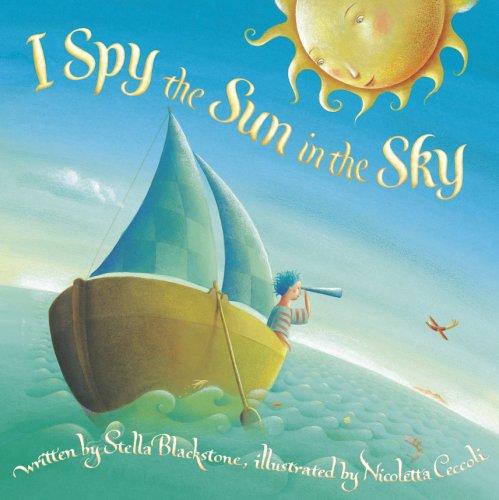 I Spy the Sun in the Sky: Stella Blackstone