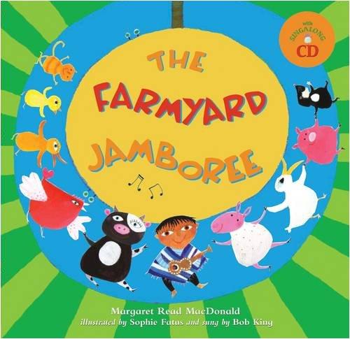 9781846862908: Farmyard Jamboree (Fun First Steps) (Hardcover with CD) (Book & CD) (A Barefoot Singalong)