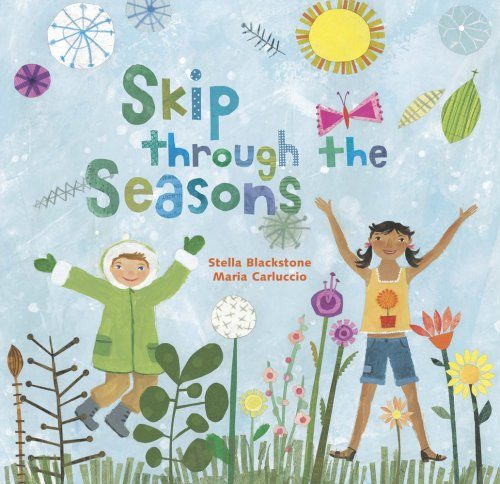9781846862939: Skip Through the Seasons (Fun First Steps)