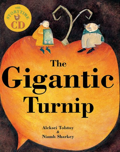 9781846862984: Gigantic Turnip, The (Tell Me a Story) (Hardcover with CD) (Book & CD)