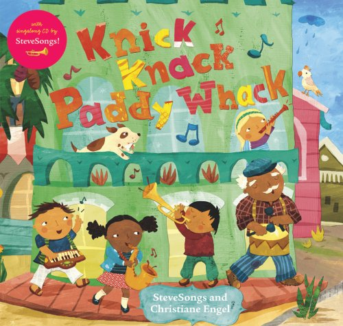 9781846863042: Knick Knack Paddy Whack (Fun First Steps) (Paperback with CD)