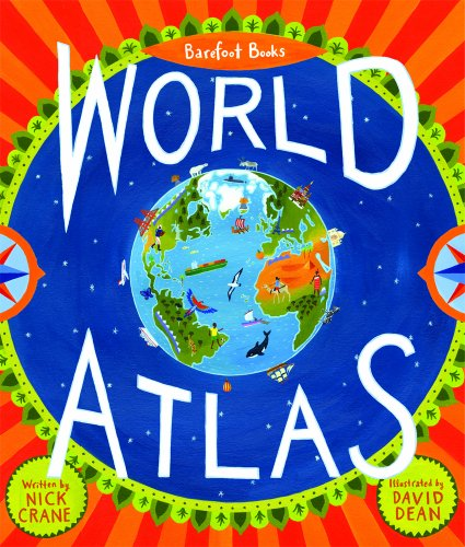 9781846863332: Barefoot Books World Atlas