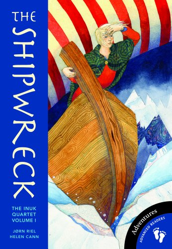 The Shipwreck: Volume 1 of the Inuk: Jørn Riel