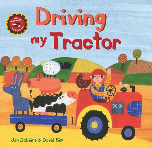 9781846863585: Driving My Tractor HC w CD (A Barefoot Singalong)