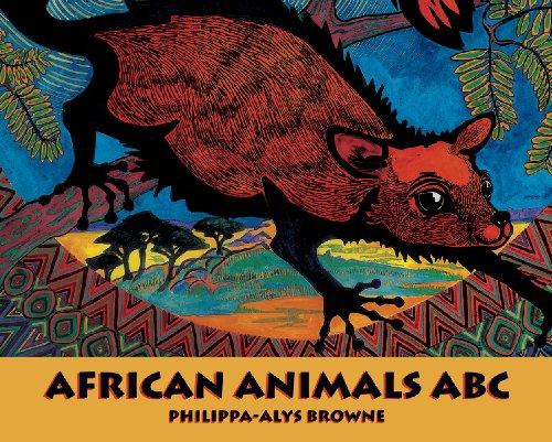 9781846863615: African Animals ABC