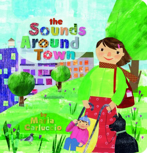 9781846863622: The Sounds Around Town LB