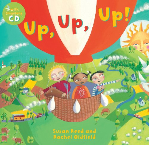 Up, Up, Up! [With CD (Audio)] (A Barefoot Singalong) (1846863694) by Reed, Susan
