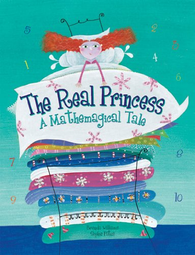 9781846863905: The Real Princess: A Mathemagical Tale