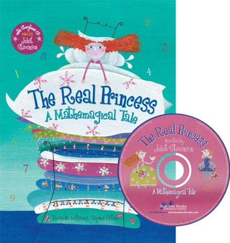 9781846863929: The Real Princess: A Mathemagical Tale
