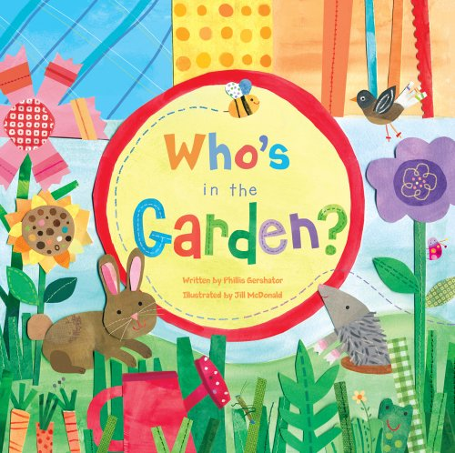 9781846864032: Who's in the Garden?