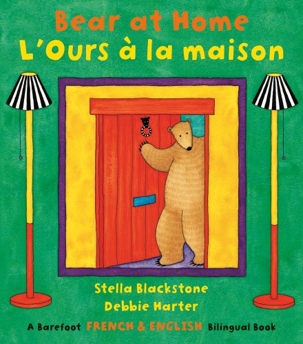 9781846864216: Bear at Home/ L?Ours a la maison
