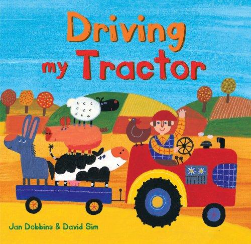 Driving My Tractor: Jan Dobbins, David