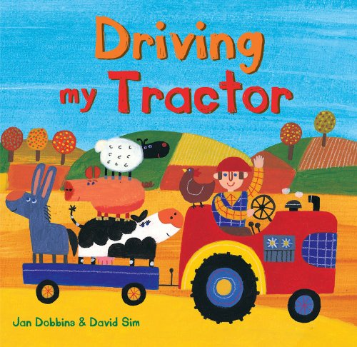 9781846864360: Driving My Tractor