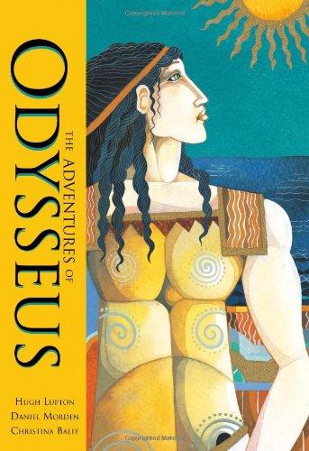 The Adventures of Odysseus: Hugh Lupton; Daniel