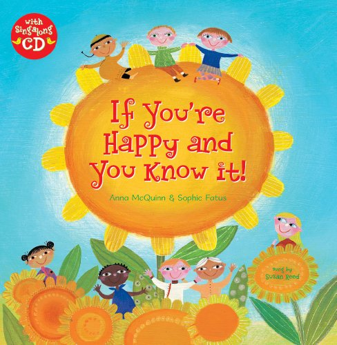 9781846864667: If You're Happy and You Know It PB w CD (Fun First Steps)