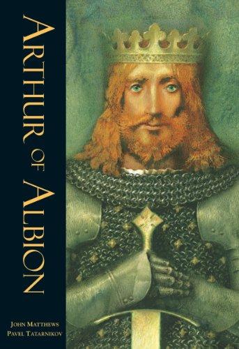 Arthur of Albion: John Matthews, Pavel