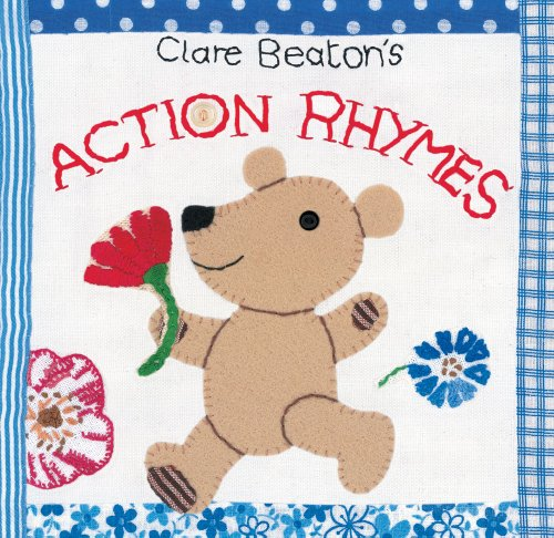 Clare Beaton's Action Rhymes: Clare Beaton