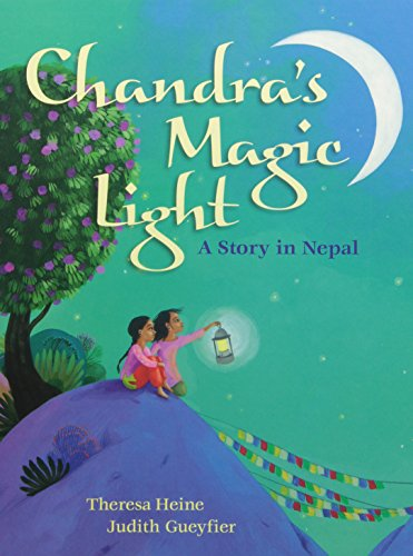 9781846864933: Chandra's Magic Light: A Story in Nepal