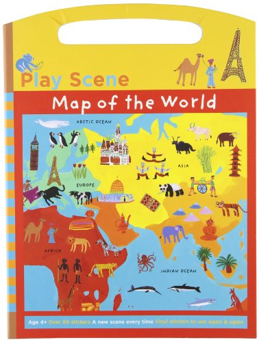9781846865275: Map of the World Play Scene