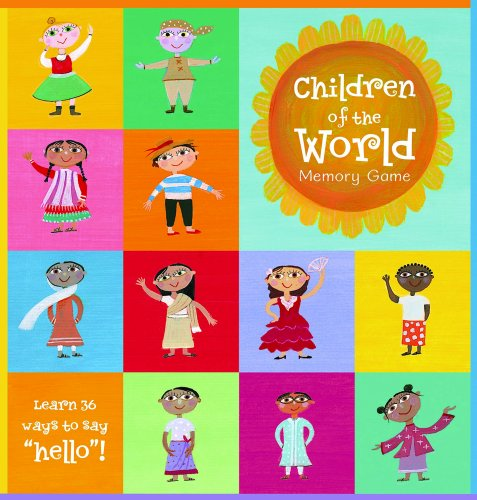 9781846865374: Children of the World Memory Game