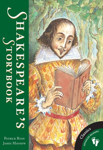 9781846865404: Shakespeare's Storybook: Folk Tales That Inspired the Bard. Retold by Patrick Ryan