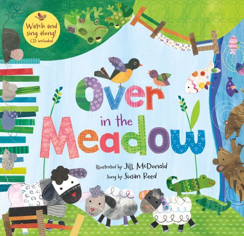 9781846865435: Over in the Meadow (A Barefoot Singalong)