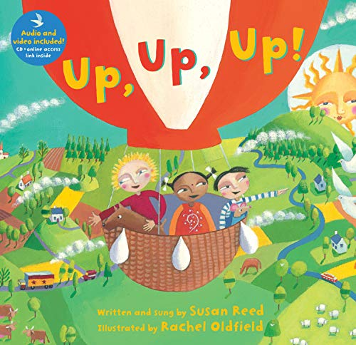 Up, Up, Up!. Written and Sung by Susan Reed (1846865492) by Reed, Susan