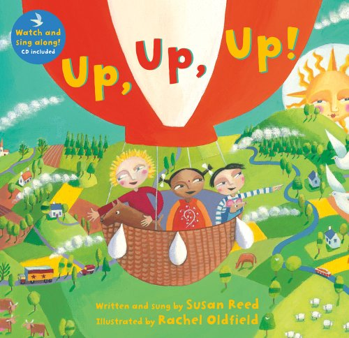 Up, Up, Up! (A Barefoot Singalong) (1846865506) by Susan Reed