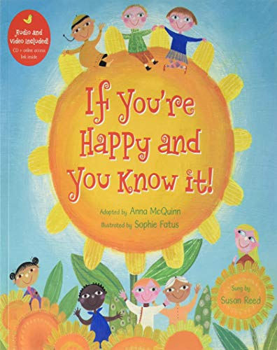 If You're Happy and You Know It (A Barefoot Singalong): Anna McQuinn
