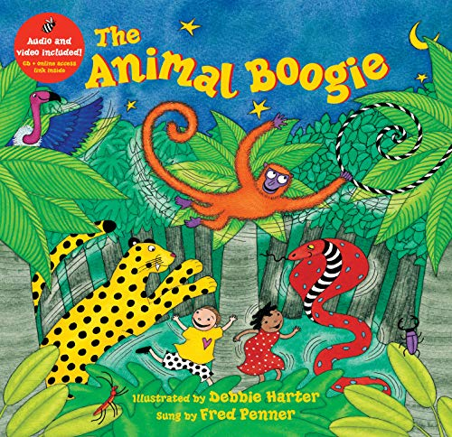 9781846866203: The Animal Boogie (A Barefoot Singalong)