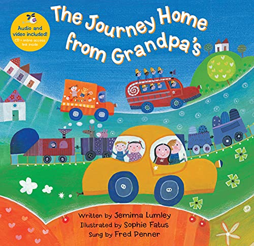 9781846866586: The Journey Home From Grandpa's (A Barefoot Singalong)