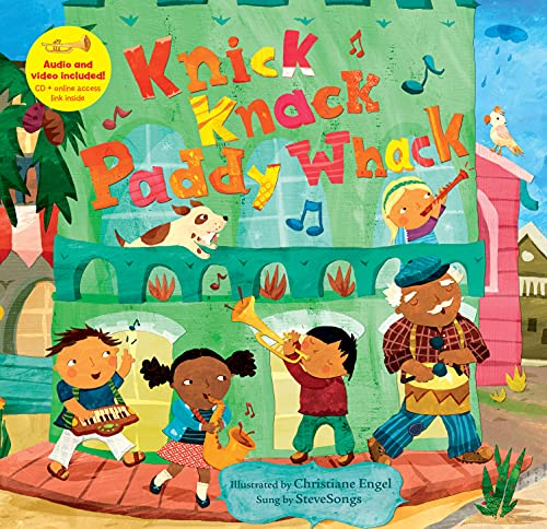 Knick Knack Paddy Whack (A Barefoot Singalong)