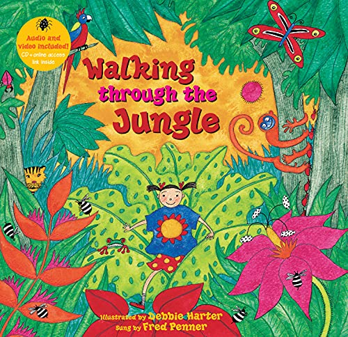 9781846866609: Walking Through the Jungle (A Barefoot Singalong)