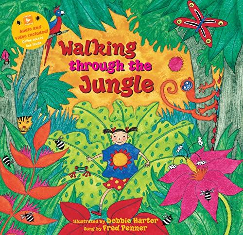 9781846866609: Walking Through The Jungle (Singalong)