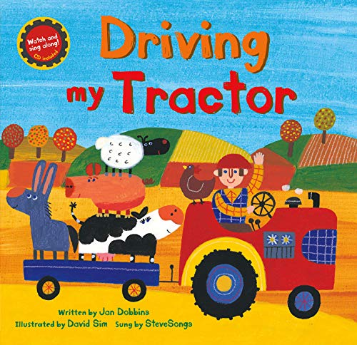 9781846866630: Driving My Tractor