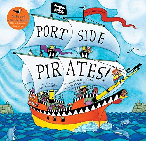 9781846866678: Port Side Pirates! (Book & Enhanced CD)