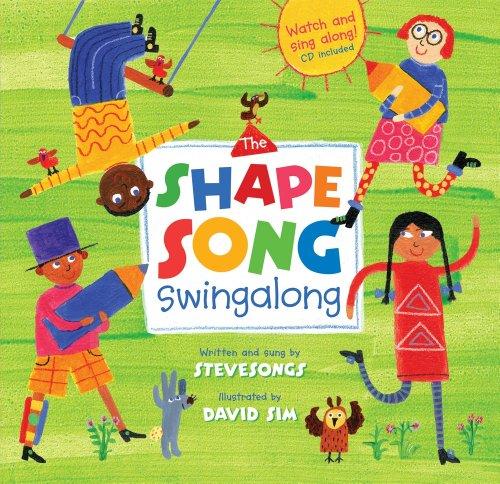 9781846866715: The Shape Song Swingalong (Book & Enhanced CD)