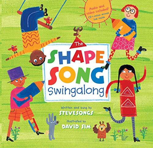9781846866791: Shape Song Swingalong (Book & Enhanced CD)