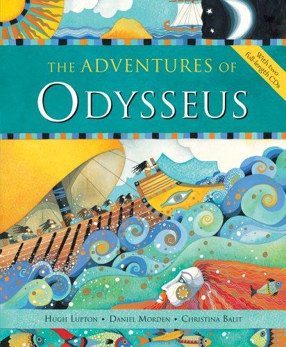 9781846867026: The Adventures of Odysseus