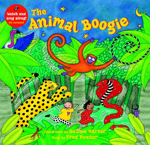 9781846867163: The Animal Boogie