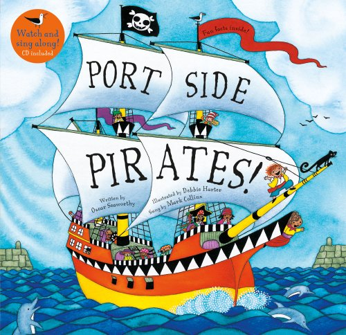 9781846867170: Port Side Pirates with Cdex