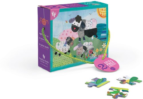 9781846867460: Over in the Meadow Puzzle