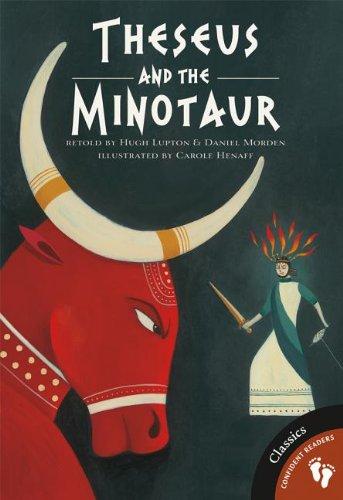 9781846867828: Theseus and the Minotaur (Greek Myths)