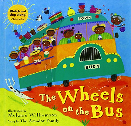 9781846867873: The Wheels on the Bus (Bearfoot Singalong)