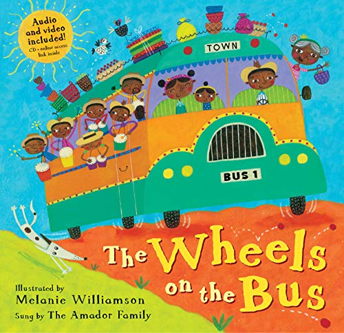 9781846867880: The Wheels on the Bus (Bearfoot Singalong)