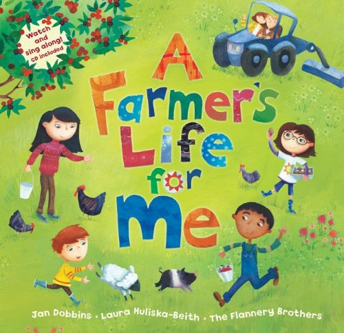 9781846867903: A Farmer's Life for Me [With CD (Audio)]